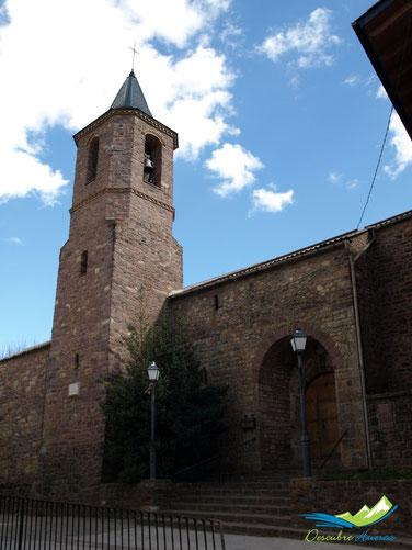 iglesia de Laspaules