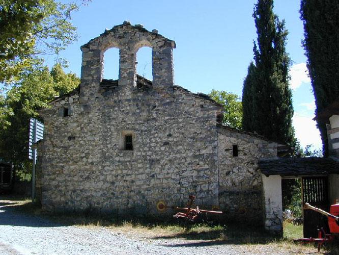Iglesia de San Martín en Chía.