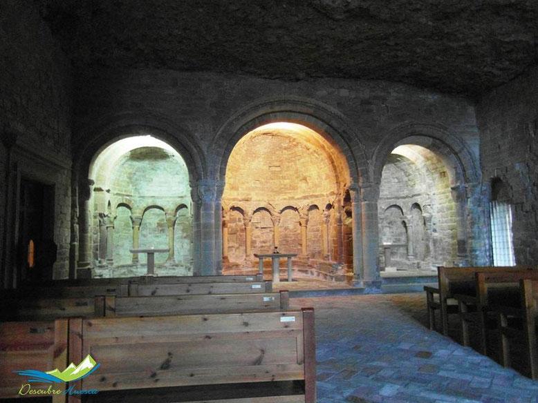 Iglesia Superior Monasterio Viejo