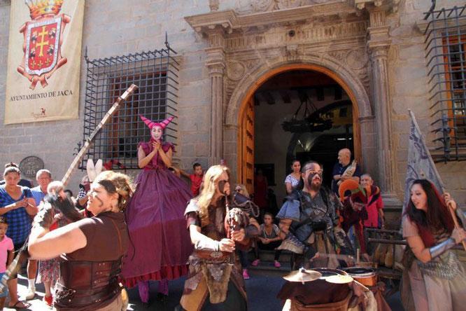 Mercado Medieval de las Tres Culturas Jaca