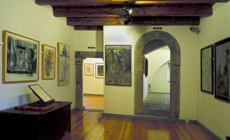 Museo de dibujo de Larrés.