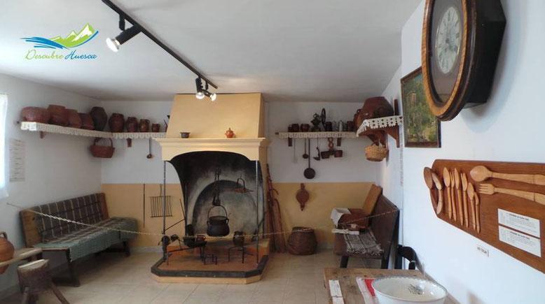 Museo Etnológico Casa Fabián, Alquézar.