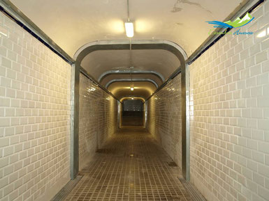 pasaje subterráneo