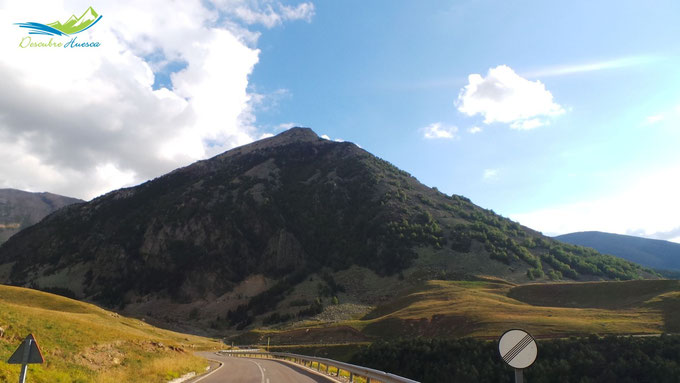 Ruta al Pico Cerler