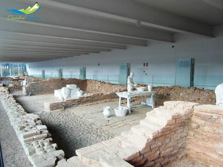 Restos Arqueológicos Monasterio San Juan de la Peña