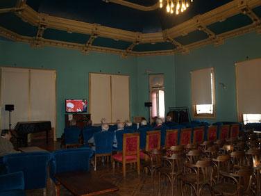 Salón Azul Casino de Huesca
