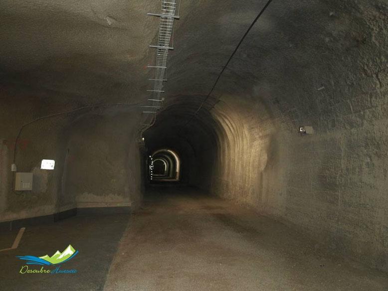 Tunel Ferroviario de Somport