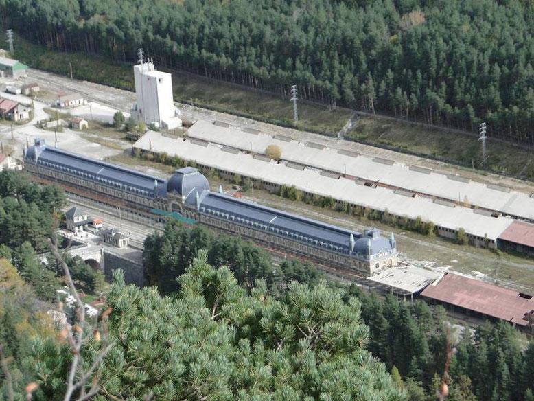 Vista general estación